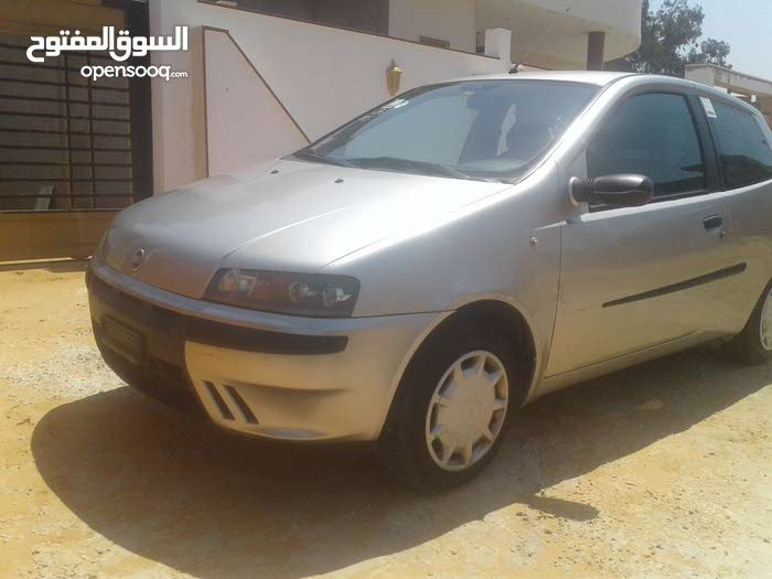 Fiat Punto made in 2004 for sale