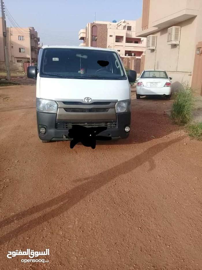 Toyota Hiace 2015 for sale in Khartoum