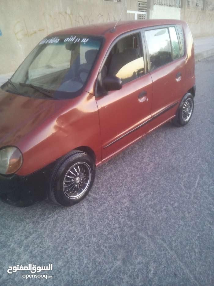 Hyundai Atos 2000 For sale - Maroon color