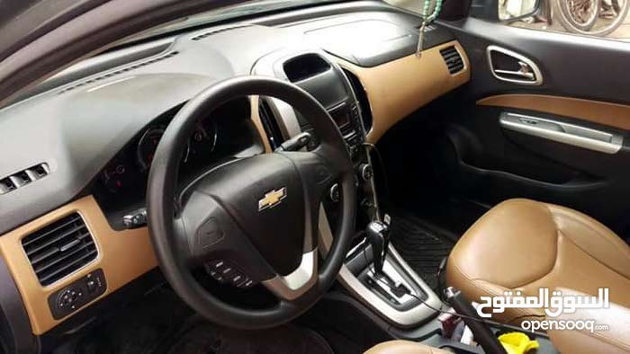 2017 Chevrolet for rent in Cairo