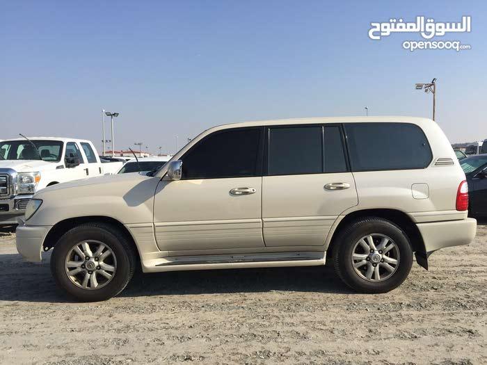 Lexus LX in Sharjah
