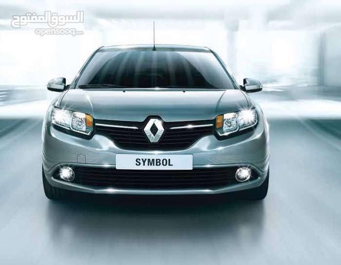 km mileage Renault Symbol for sale
