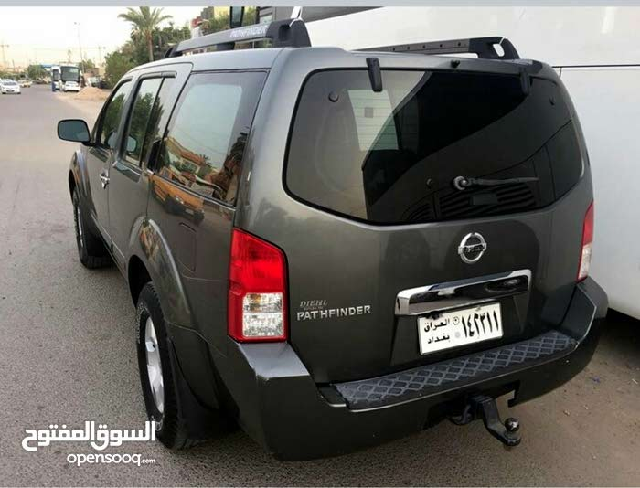 Used condition Nissan Pathfinder 2007 with 10,000 - 19,999 km mileage