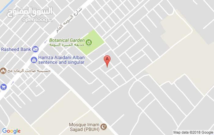 apartment Ground Floor in Basra for sale - Tannumah