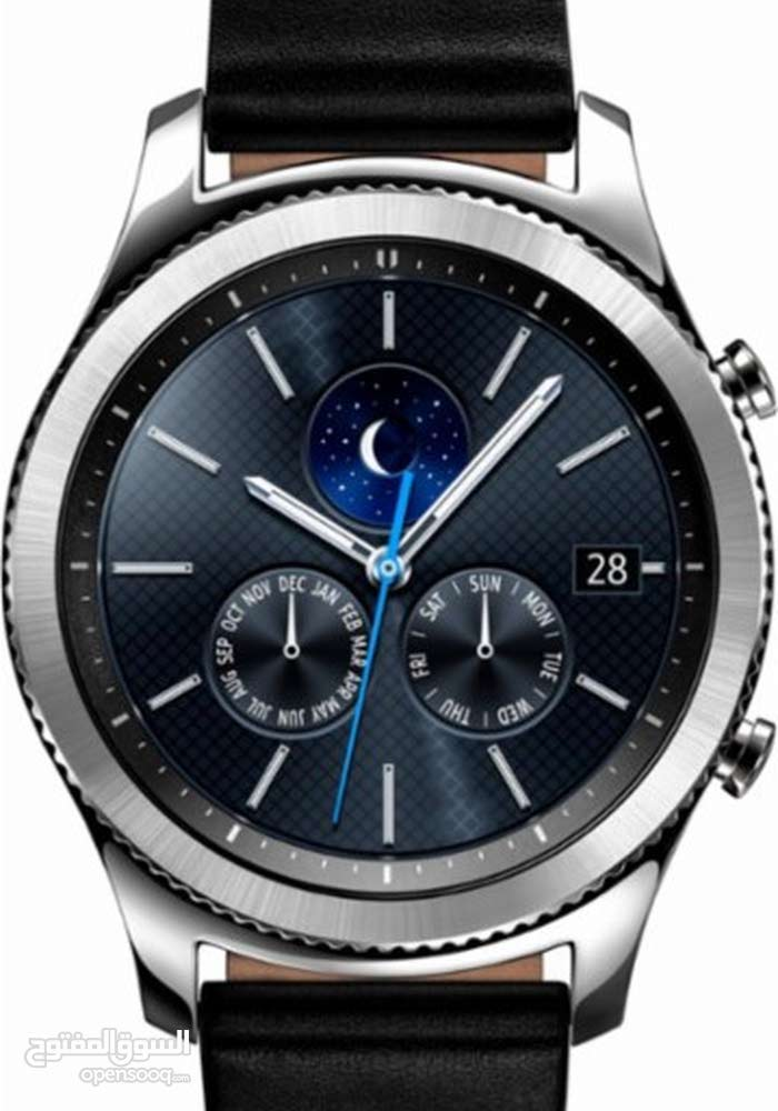 gear S3  classic wanted