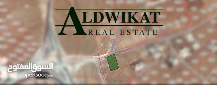 ارض للبيع في منطقة شفا بدران (مرج الفرس) بمساحة : (927م)