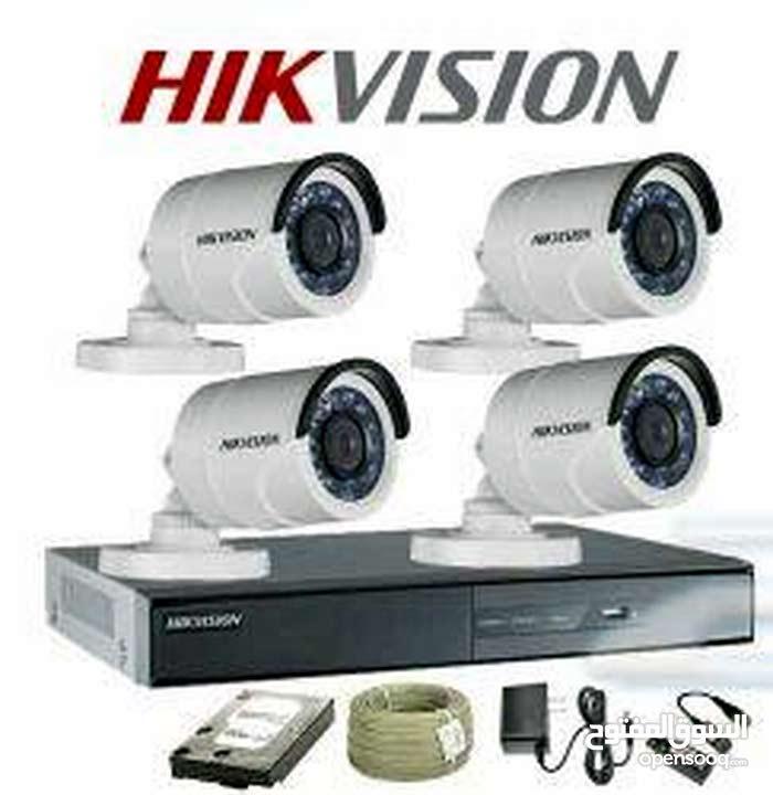عروض كاميرات مراقبة امنية للمحلات والمنازل