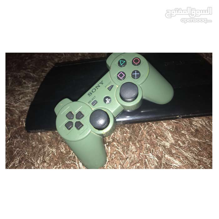 Used Playstation 3 up for immediate sale in Benghazi