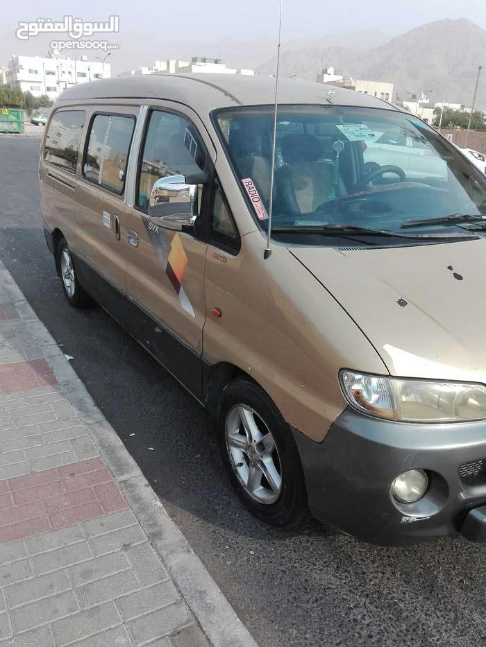 0 km mileage Hyundai H-1 Starex for sale