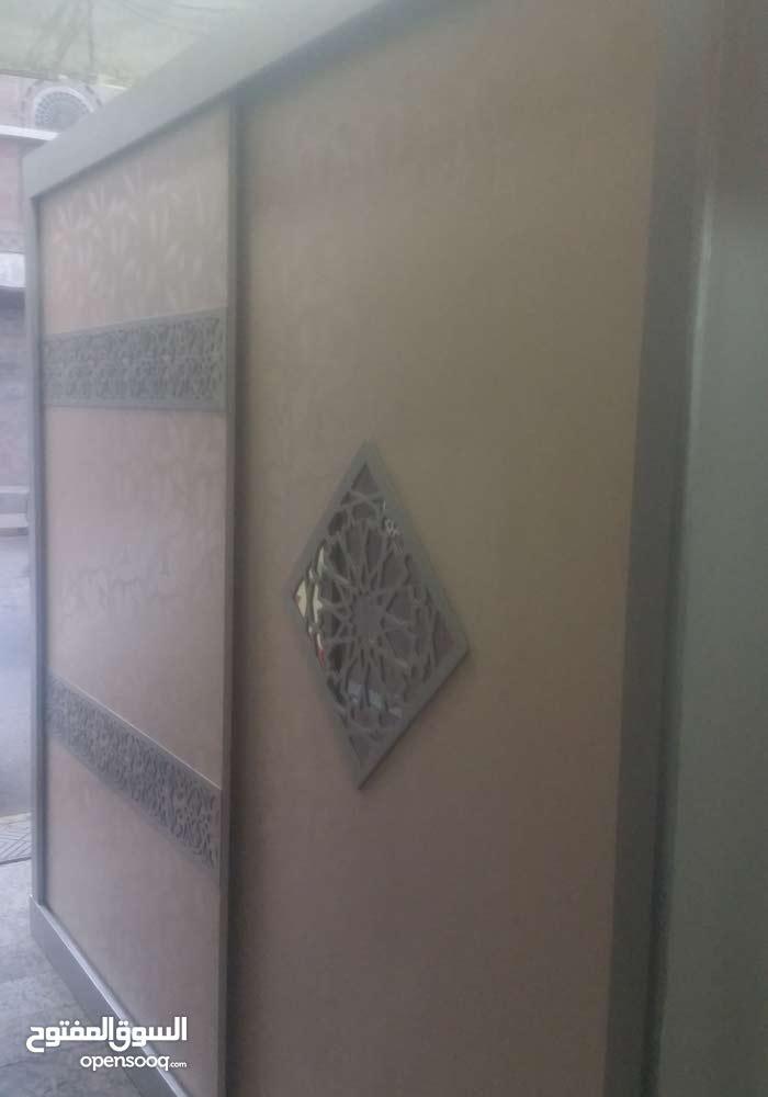 غرفة نوم عمل يمني تصميم تركي