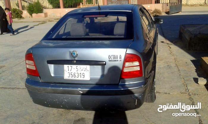 Manual Skoda 2005 for sale - Used - Tripoli city