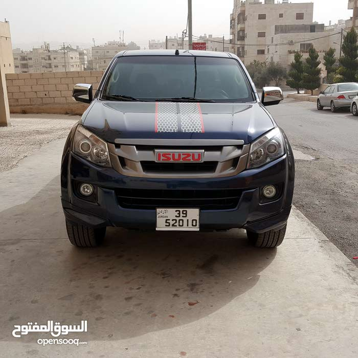 Used Isuzu D-Max for sale in Amman