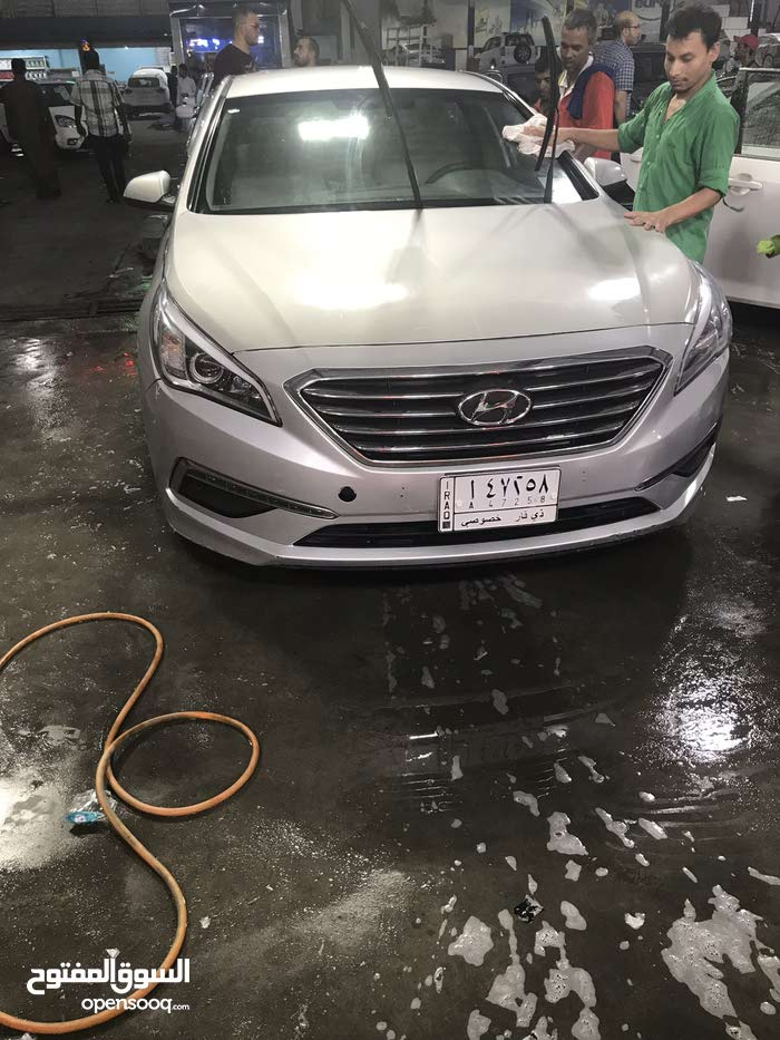 Used 2015 Sonata in Basra