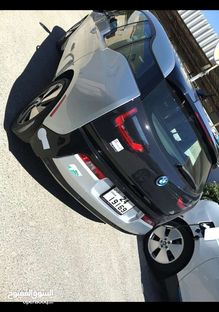 Automatic Silver BMW 2014 for sale
