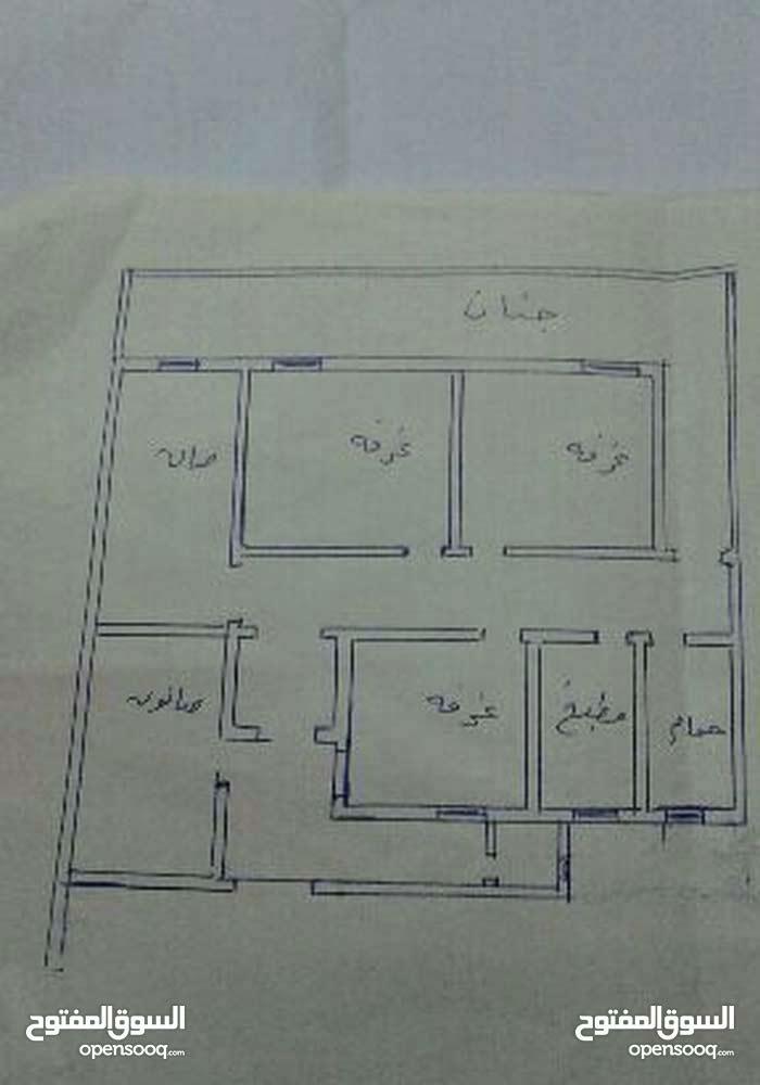أرض مقام عليها مسكن في حي دمشق
