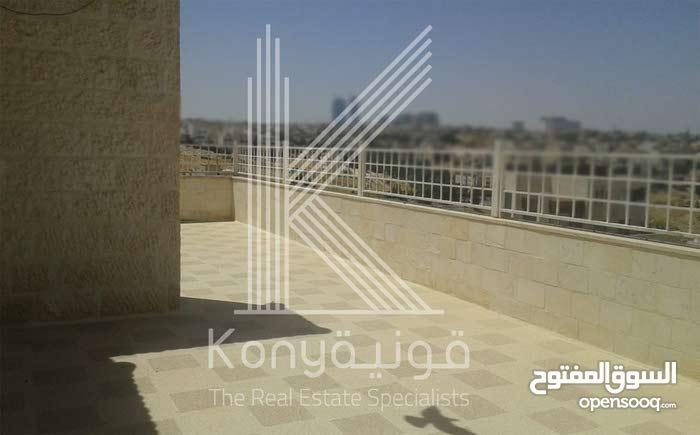 Abdoun neighborhood Amman city - 170 sqm apartment for rent