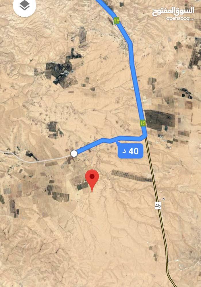 للبيع ارض 11 دونم في جنوب عمان طريق المطار
