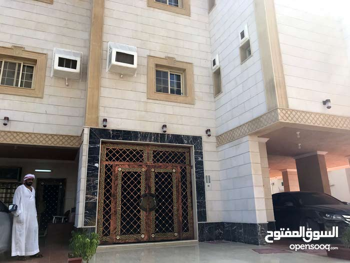 Hai Al-Tayseer apartment for rent with 3 rooms