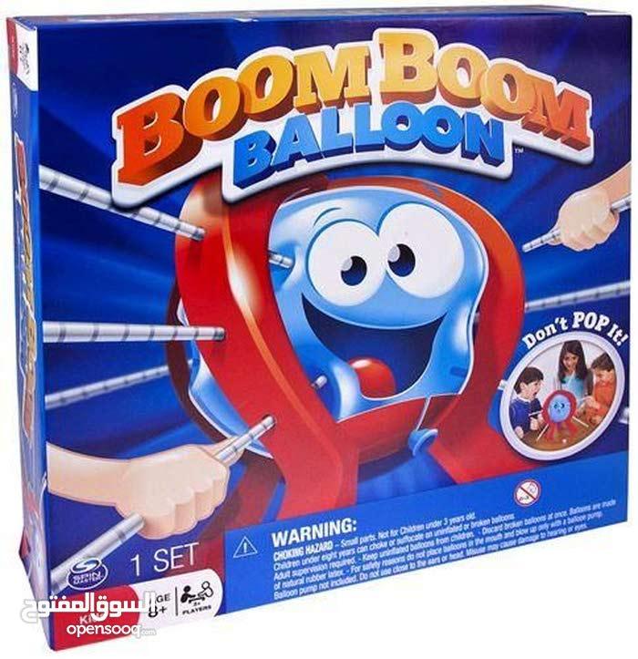 Board Game Boom Boom Balloon