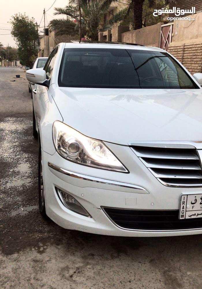 Used condition Hyundai Genesis 2014 with  km mileage