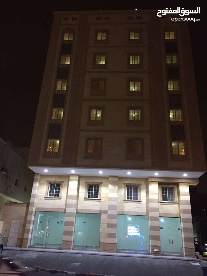 Fifth Floor  apartment for rent with 3 rooms - Jeddah city Marwah