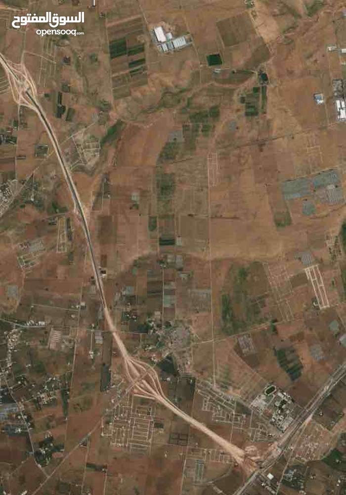 ارض للبيع في الذهيبه الغربيه شارع التنموي300م