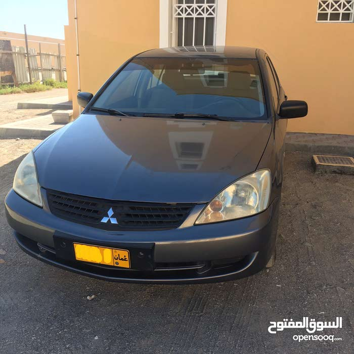 Mitsubishi Lancer car for sale 2010 in Muscat city
