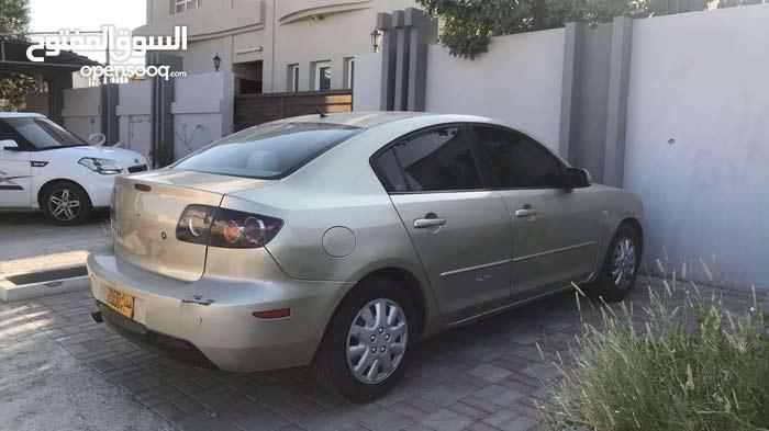 Used condition Mazda 3 2007 with 1 - 9,999 km mileage
