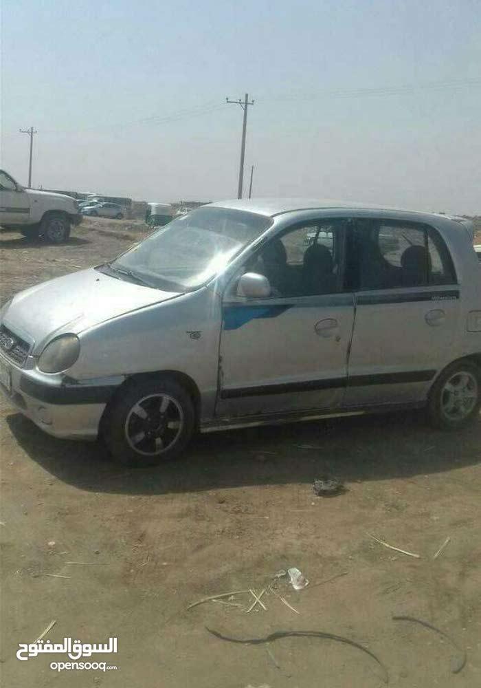 عربية فيستو للايجار مع سائق