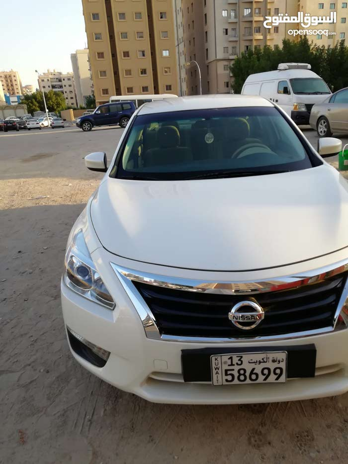Automatic Nissan 2016 for sale - Used - Hawally city