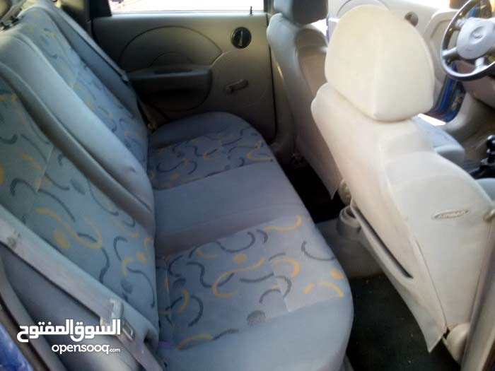 Manual Blue Daewoo 2004 for sale