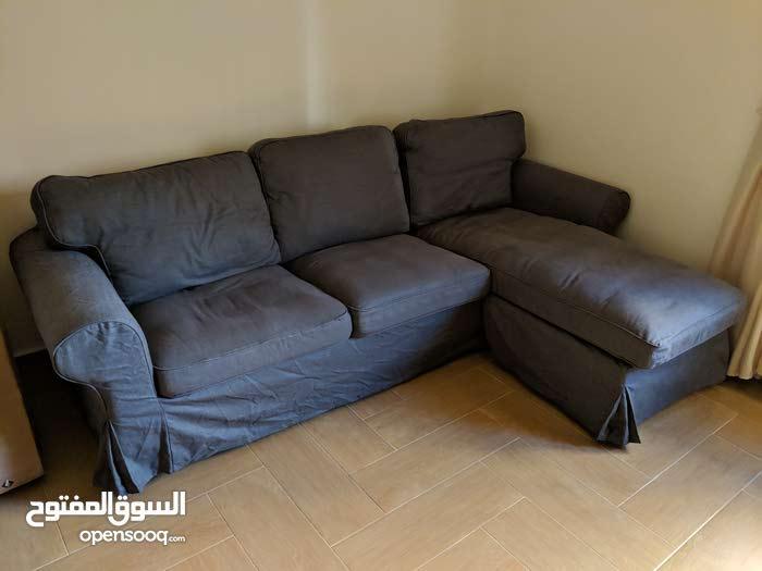 Ikea Ektorp Sofa with Chaise