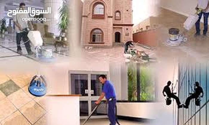 شركة تنظيف منازل فلل شقق مجالس خزانات غسيل مكيفات بالرياض