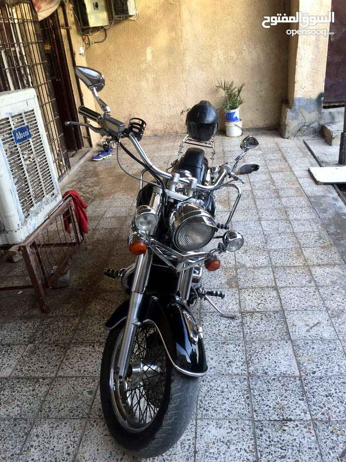 Harley Davidson made in 2004 in Baghdad for Sale