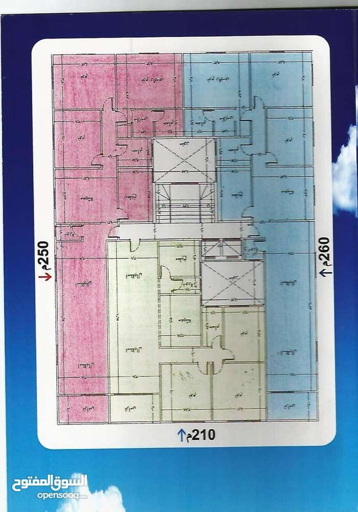 شركة البارون للاستثمار العقارى شقة 210م بمدينة نصر