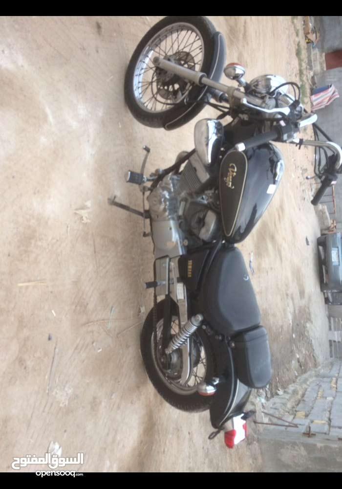 Buy a Yamaha motorbike made in 2010