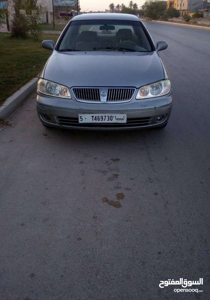 2007 Used Nissan Sunny for sale