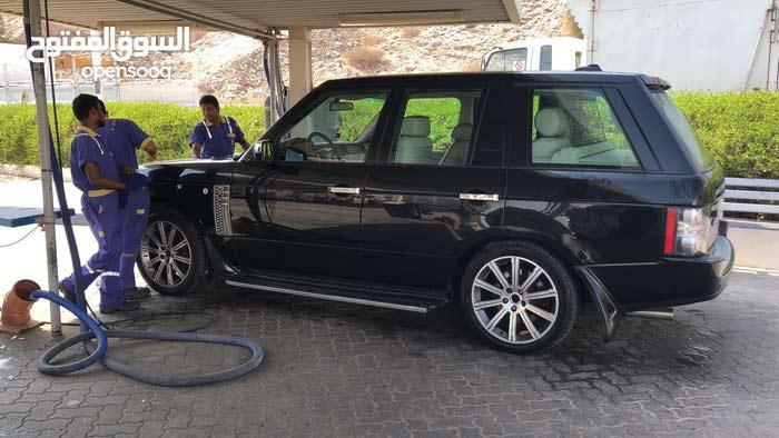 Black Land Rover Range Rover Vogue 2006 for sale