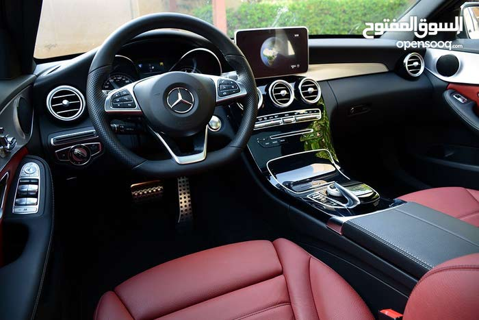 1 - 9,999 km Mercedes Benz C 350 2017 for sale