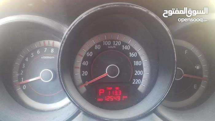 كيا سيراتو محلية ماشية 125 ألف إزواق الدار السيارة تبارك الرحمن
