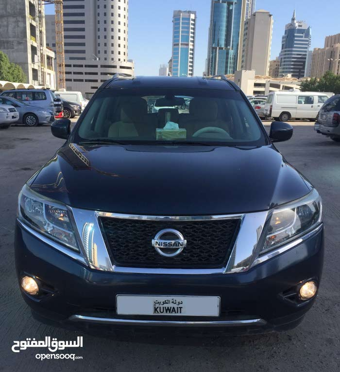 Pathfinder 2014 in Very Good Condition for Sale