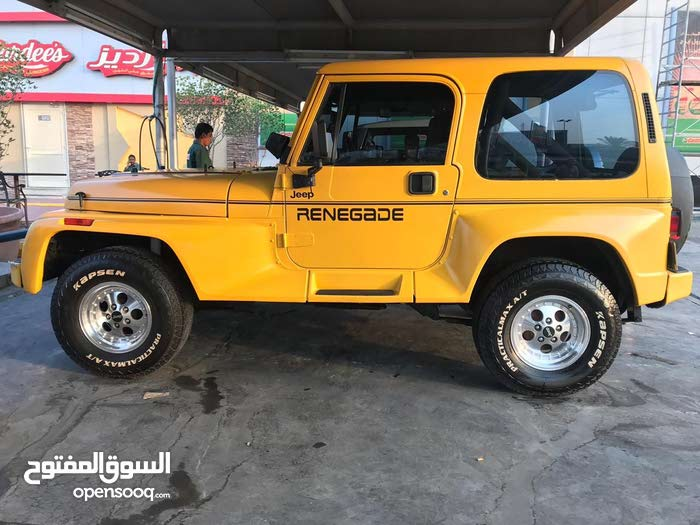 Used 1991 Jeep Wrangler for sale at best price