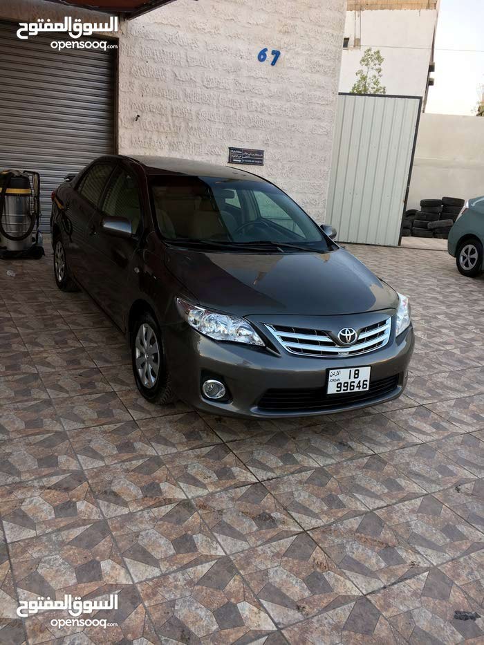 Used 2013 Toyota Corolla For Sale At Best Price 108958899 Opensooq