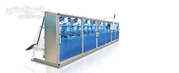 Machines de production de lingettes humides