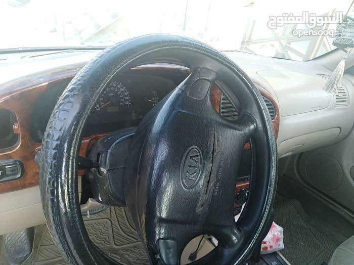 سياره كيا سبكترا 2002