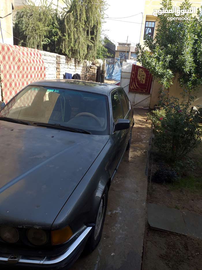 For sale 1992 Grey 730