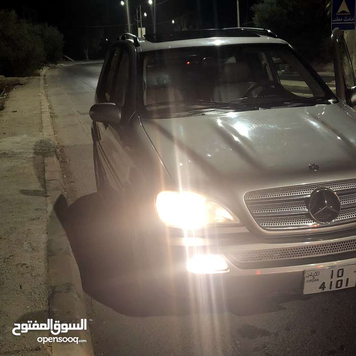 Mercedes Benz ML made in 2005 for sale