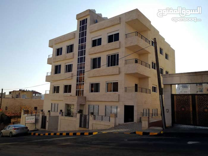 First Floor  apartment for sale with 3 rooms - Amman city Jubaiha