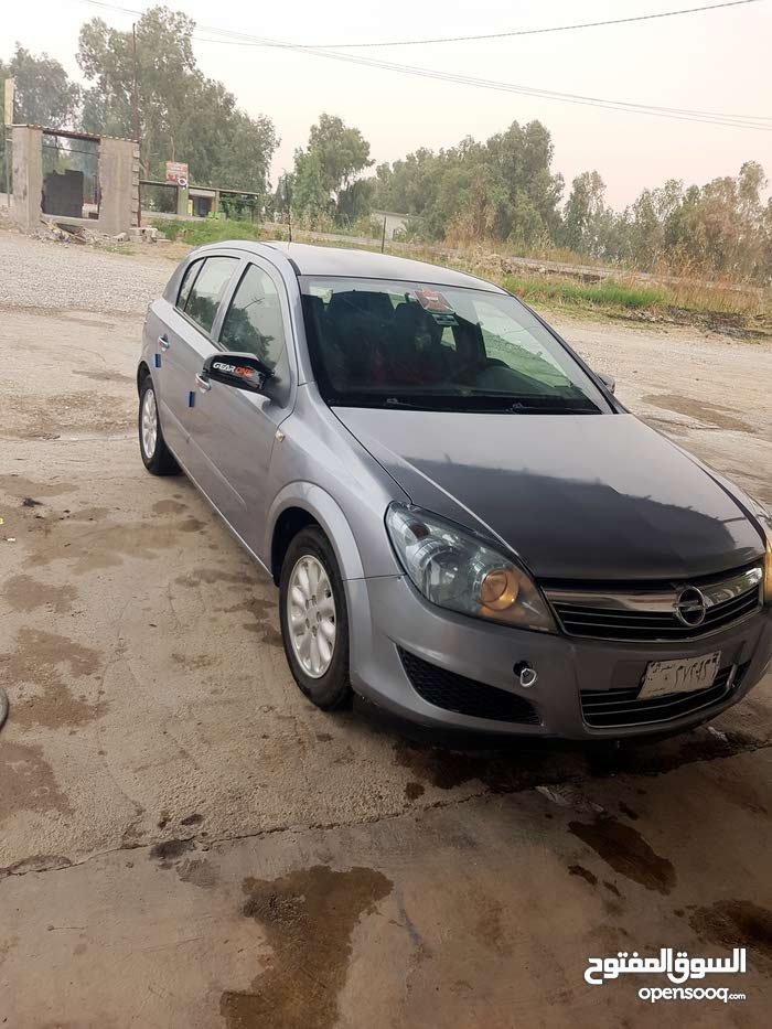 For sale 2008 Grey Astra