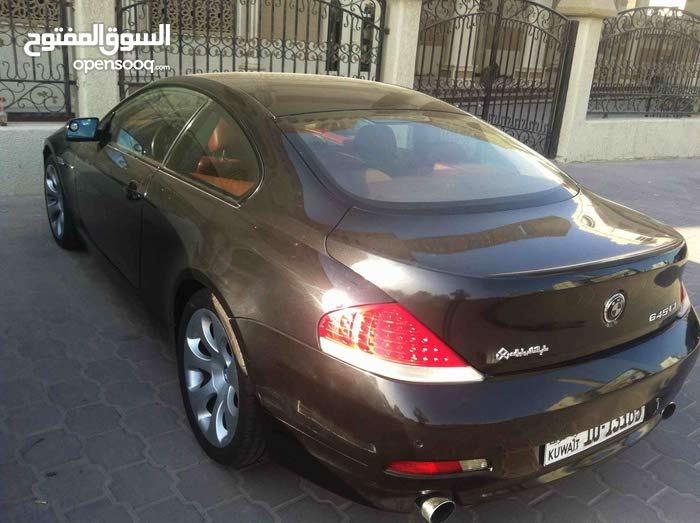 +200,000 km BMW 645 2005 for sale